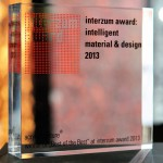RED DOT AWARD, Intelligent material & design 2013