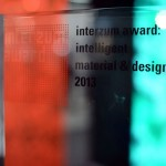 "INTERZUM ""Pris for Intelligent Material & Design 2013"""