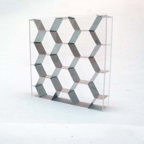 HEXABEN Large, Clear T (Glossy)