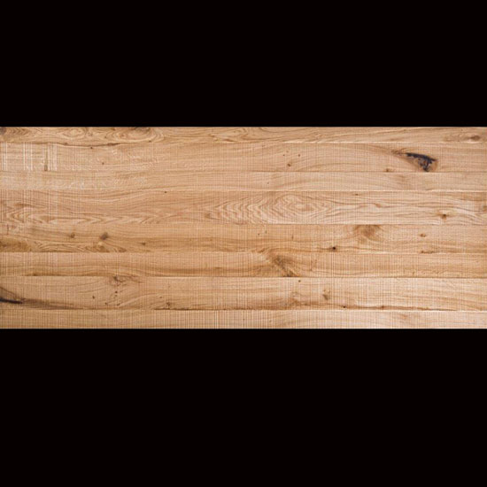 ROUGH SAWN, Natural Maple Finér, Full Str. 1220 x 2440mm