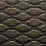 CATS EYE – SMALL, Recon Wenge Finér